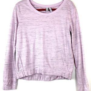 Z By Zella Sweatshirt Long Sleeve Activewear Top